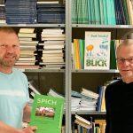 Achim Dederichs besucht HGT