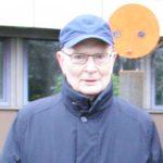 Peter Haas jetzt 80